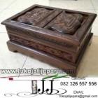 Rehal Box Kayu Jati TJJ03