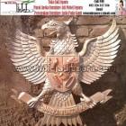 Ukiran Garuda Pancasila TJJ05