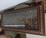 Relief Kaligrafi 3Dimensi TJJ01