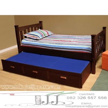 Dipan Tempat Tidur Anak TJJ03