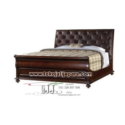 Dipan Tempat Tidur Jok TJJ06
