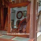 Cermin Jati Jepara TJJ07