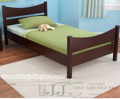 Dipan Tempat Tidur Anak TJJ10