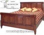 Dipan Tempat Tidur Minimalis TJJ05