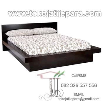 Dipan Tempat Tidur Minimalis TJJ07