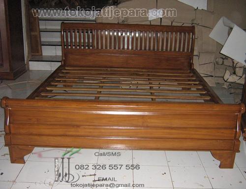 Dipan Tempat Tidur TJJ02