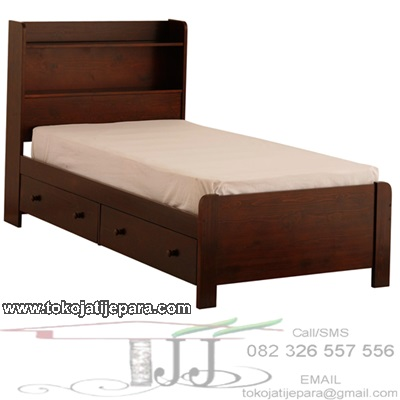 Dipan Tempat Tidur Anak TJJ18 Tempat Tidur Anak Minimalis