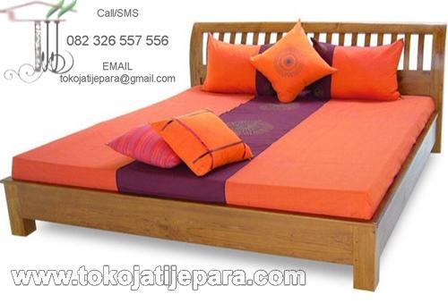 Dipan Tempat Tidur Minimalis TJJ13