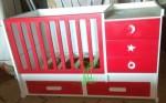 Box Tempat Tidur Bayi Artistik Produk Toko Jati Jepara TJJ078
