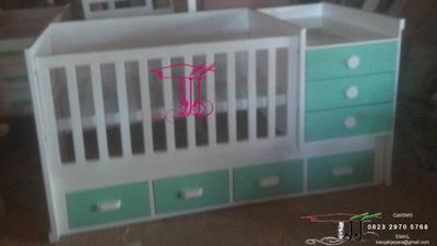 Ranjang Bayi Cantik Produk Toko Jati Jepara