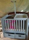 Model Tempat Tidur Bayi Minimalis Buatan Toko Jati Jepara