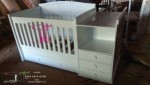 Tempat Tidur Bayi Duco Putih Toko Jati Jepara