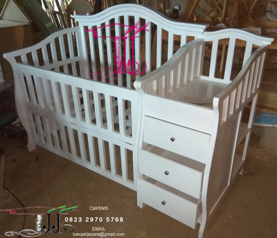 Box Bayi Anggun BuatanToko Jati Jepara