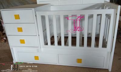 Box Bayi Elegan Dari Toko Jati Jepara