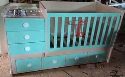 Tempat Tidur Bayi Imut Dari Toko Jati Jepara
