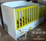 Tempat Tidur Box Bayi TJJ18